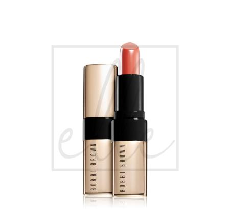 Bobbi brown luxe lip color - #soft coral