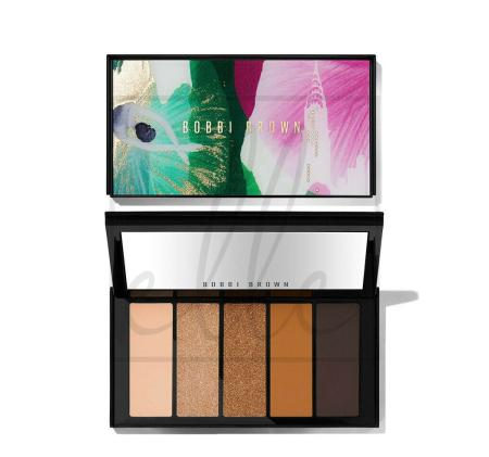 Bobbi brown ember lights eye shadow palette - 2.27g