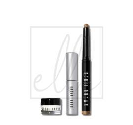 Bobbi brown geschenkset - eye essentials kit