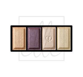 Clé de peau beauté eye color quad refill - 6g