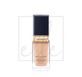 Clé de peau beauté radiant fluid foundation natural spf 25 pa++ - #b10 light beige