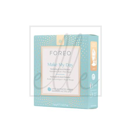 Foreo make my day ufo activated masks - 7 masks