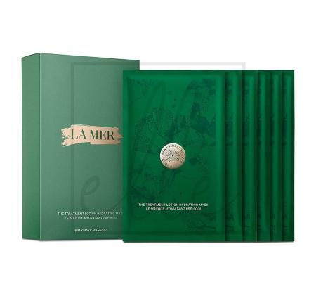 The treatment lotion hydrating mask - 6 sheets