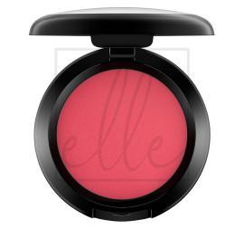 Powder blush - frankly scarlet