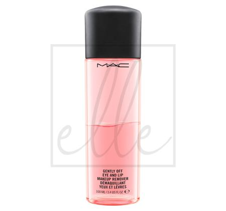 Gently off eye and lip makeup remover - 100ml