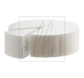 Wedge sponge (fn)