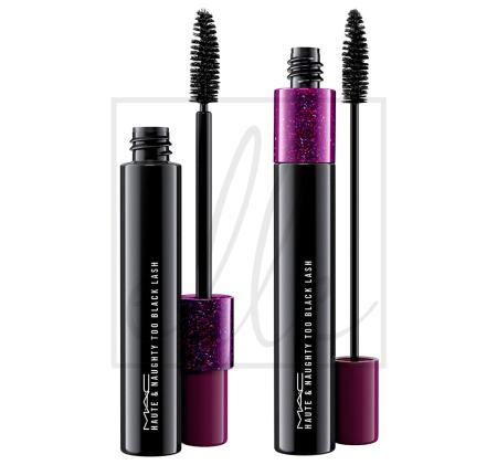 Haute & naughty lash - 9g (too black)