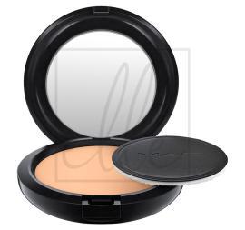 Pro longwear powder/pressed - medium dark