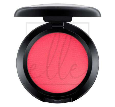 Powder blush small - never say never