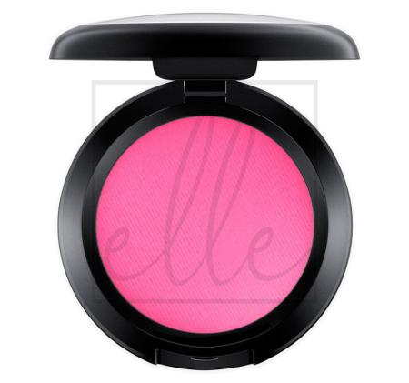 Powder blush small - bright pink