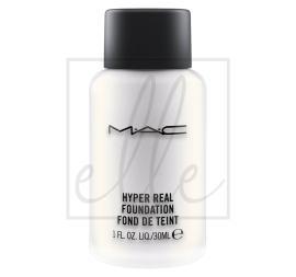 Mac hyper real foundation - 30ml (gold fx)