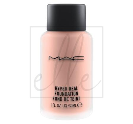 Mac hyper real foundation - 30ml (rose gold fx)
