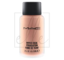 Mac hyper real foundation - 30ml (bronze)