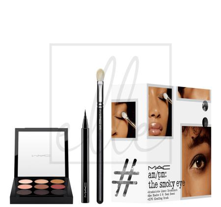 Am/pm exclusive kit - the smoky eye