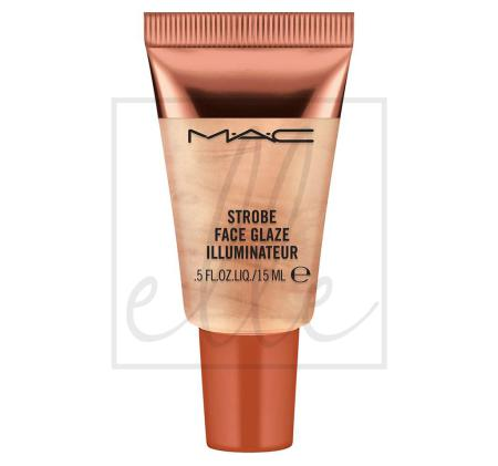 Mac strobe face glaze illuminateur - magic hour