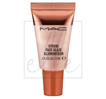 Mac strobe face glaze illuminateur - let's make waves