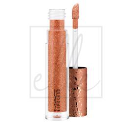 Mac bronzer lipglass - summer chromance