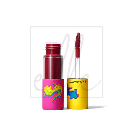 Mac versicolor vanish cream lip stain - no interruptions
