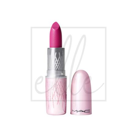 Mac frosted firework lipstick - ice ice baby