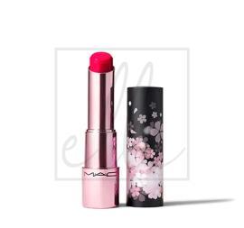 Mac black cherry glow play lip balm - pinking of you