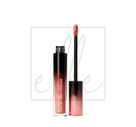 Mac love me liquid lipcolour - #482 tres blase