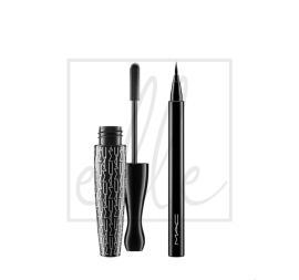 Mac kit mascara+eyeliner