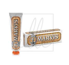 Marvis orange blossom bloom toothpaste - 75ml