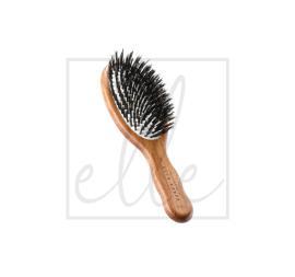 Acca kappa mogano kotibe bristle travel hair brush 954 s