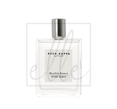 853254 after shave muschio bianco 100 ml
