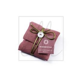 Locherber scented sachet rhubarbe royale