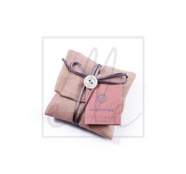 Locherber scented sachet madeleine rose