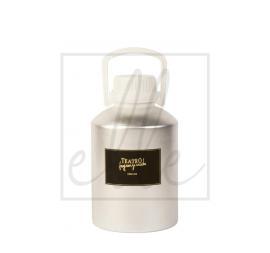 Teatro fragranze uniche firenze home fragrance black divine (glossy black vase) - 3000ml