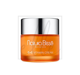 Natura bisse c+c vitamin cream for dry skin - 75ml