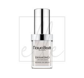 Natura bisse diamond life infusion retinol eye serum - 15ml