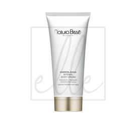 Natura bisse essential shock intense body cream - 200ml