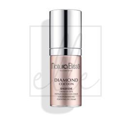 Natura bisse diamond cocoon sheer eye - 25ml