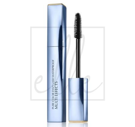 Pure color envy lash waterproof multi effects mascara - 01 black (6ml) 99999