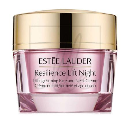 Resilience lift night lifting/firming face and neck creme - 50ml