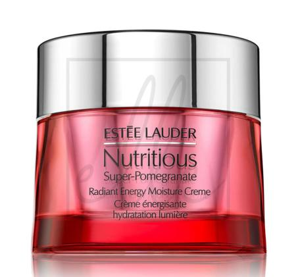 Nutritious super-pomegranate radiant energy moisture creme - 50ml 5