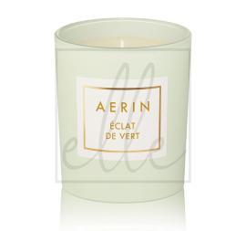 Aerin beauty eclat de vert candle 99999