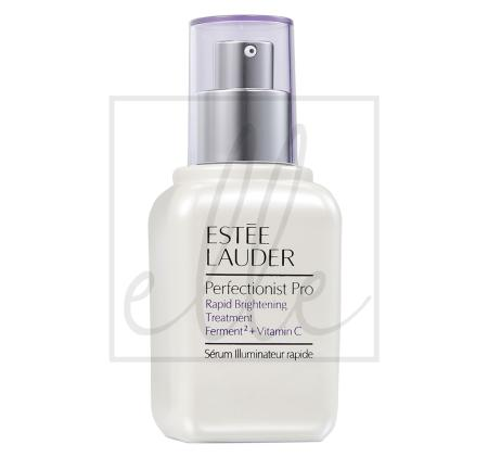 Estee lauder perfectionist pro rapid brightening treatment - 50ml