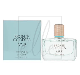 Estee lauder bronze goddess azur eau de toilette - 50ml 99999