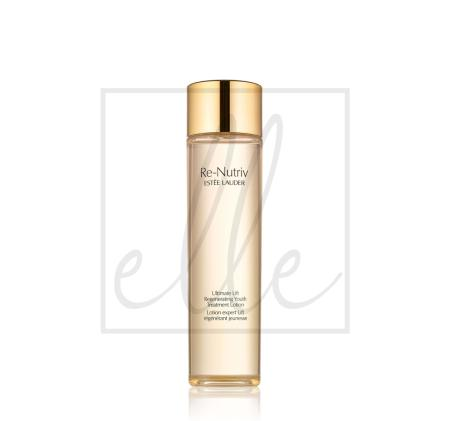 Estee lauder re-nutriv ultimate lift regenerating youth treatment lotion - 200ml