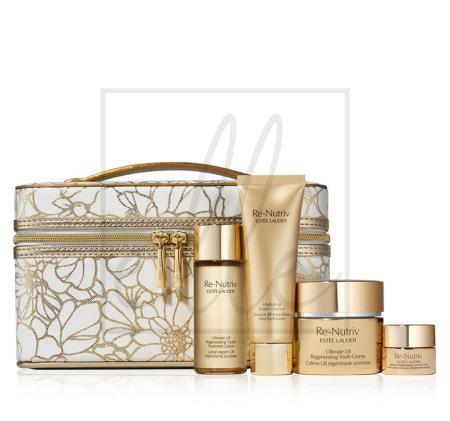 Estee lauder re-nutriv regenerating youth set