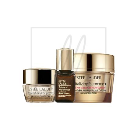Estee lauder revitalizing supreme+ beautiful eyes firm + smooth + brighten set 34