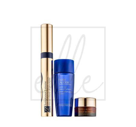Estee lauder essentials on the go mascara set