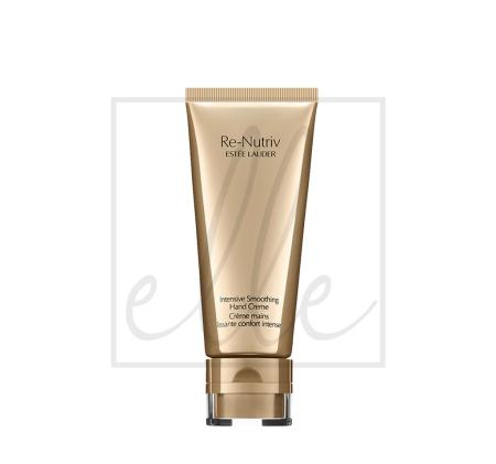 Estee lauder re-nutriv intensive smoothing hand creme - 100ml 99999