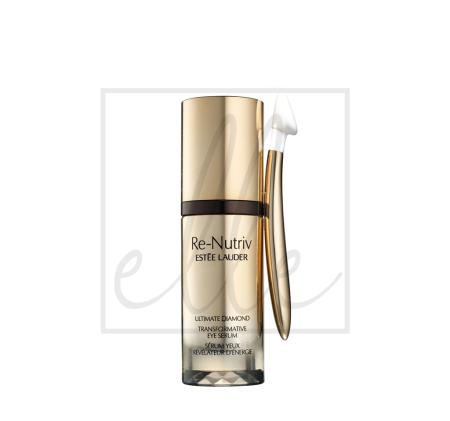 Estee lauder re-nutriv ultimate diamond transformative eye serum
