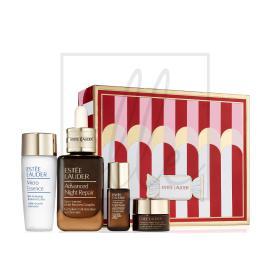 Estee lauder repair + renew skincare gift