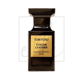 Tuscan leather eau de parfum - 50ml